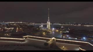 Зимний вечерний Санкт-Петербург(, 2017-02-04T11:51:09.000Z)