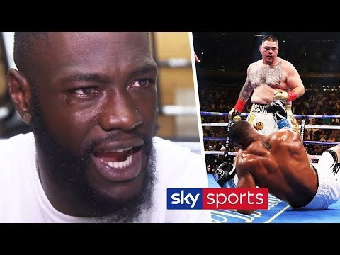 'HE WILL LOSE THE REMATCH!' - Deontay Wilder reacts to Anthony Joshua's defeat to Andy Ruiz Jr