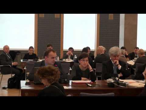 Posiedzenie plenarne KWRiST, 26 lutego 2014 roku, Warszawa