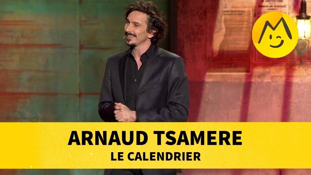 Arnaud Tsamere - Le Calendrier
