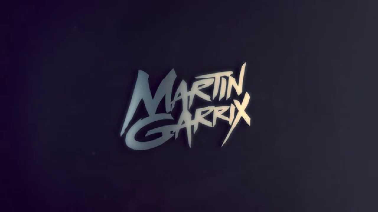 Martin Garrix Logo Animation