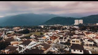 رحلة الي قرية تايبينج في ماليزيا || المعني الحقيقي لكلمة الراحة؟