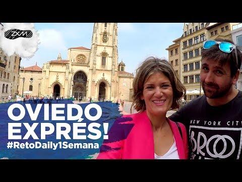 Visita Exprés por Oviedo- Asturias - #RetoDaily1Semana 3 - ZXM