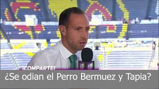 MAURICIO YMAY (TELEVISA) HABLA DE COMO ES LA RELACION CON CARLOS GUERRERO EL WARRIOR (TV AZTECA)