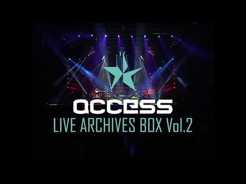 Access 『LIVE ARCHIVES BOX Vol.2』ダイジェストムービー