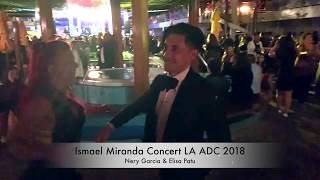 Nery Garcia & Elisa Patu Salsa Dancing 2018