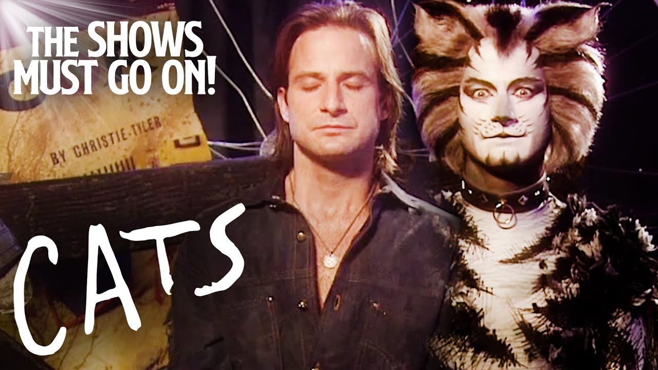 Meet The Cats Cats The Musical Backstage Youtube