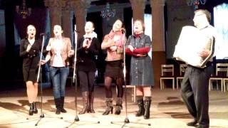 Репетиция в филармонии: Театр Песни «Джерела» и Сергей Гринченко