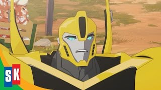 Transformers Robots In Disguise: A New Autobot Mission Official Trailer #1 (2015)