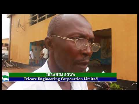 SIERRA LEONE MINING LIMITED