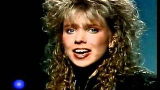 Annica Burman - Väntar du på mig? (SVT Listan 1988)