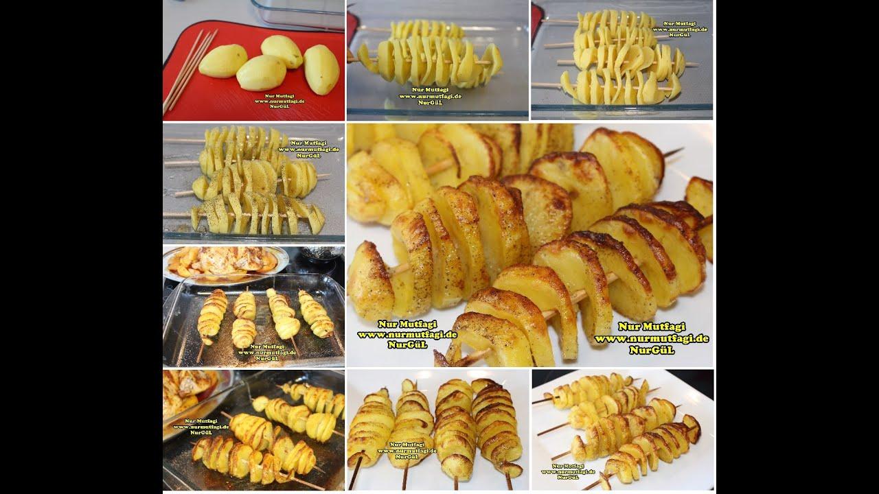 Baharatlı patates çubukları tarifi