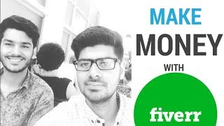 Make Money With Fiverr By Doing Nothing ( Hindi )
