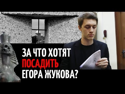 Последнее слово Егора Жукова в суде