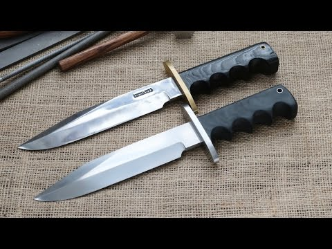 Knife Making - Randall Model 14 Attack Copy