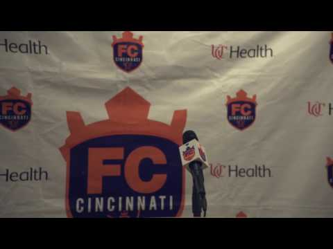 Press Conference following the 2-1 victory over Toronto FC II