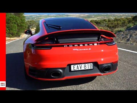 2020 Porsche 992 911 Australian Spec