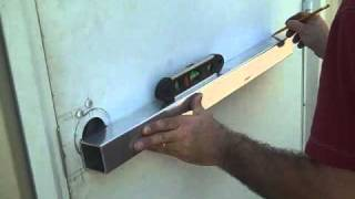 1000UL Series Panic Exit Bar by Sentry Safety Installation Video