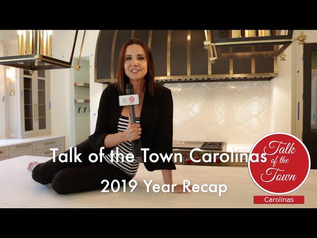 Talk of the Town Carolinas 2019 Recap