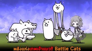 พลังแห่งเทพเจ้าแมว Battle Cats