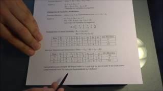 Programación Lineal - Variables Artificiales - Método de las 2 Fases