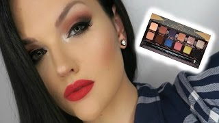 Anastasia Beverly Hills Shadow Couture World Traveler Palette | GRWM