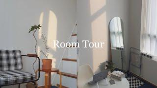 ROOM TOUR 6평 원룸 복층 오피스텔 룸투어심플하…
