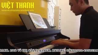 Nhật ký của mẹ Piano Cover | Đàn piano điện Casio AP-650