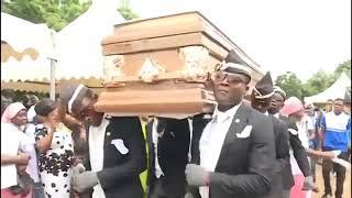 African Funeral Dance meme Full Video
