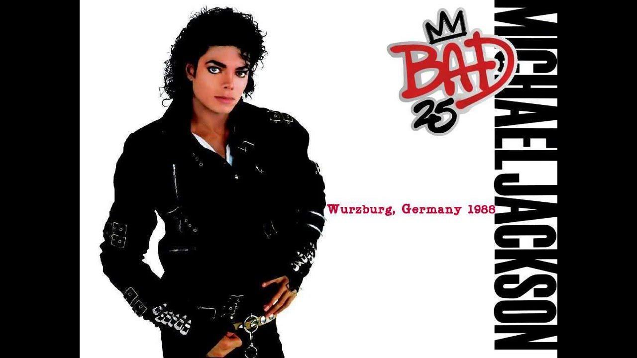 Michael Jackson Bad Tour Wurzburg Germany August 21 1988 Full