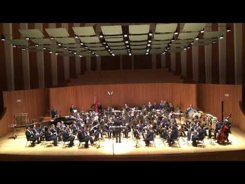 Symphony of Winds  Op. 67 - Derek Bourgeois