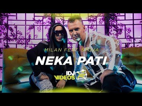 Смотреть клип Milan Feat. Stoja - Neka Pati