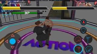 Wrestling Stars Ultimate Fighting - Game Video