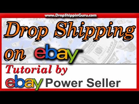 How to Sell on eBay Drop Shipping   Beginners Tutorial on Dropshipping on eBay thumbnail