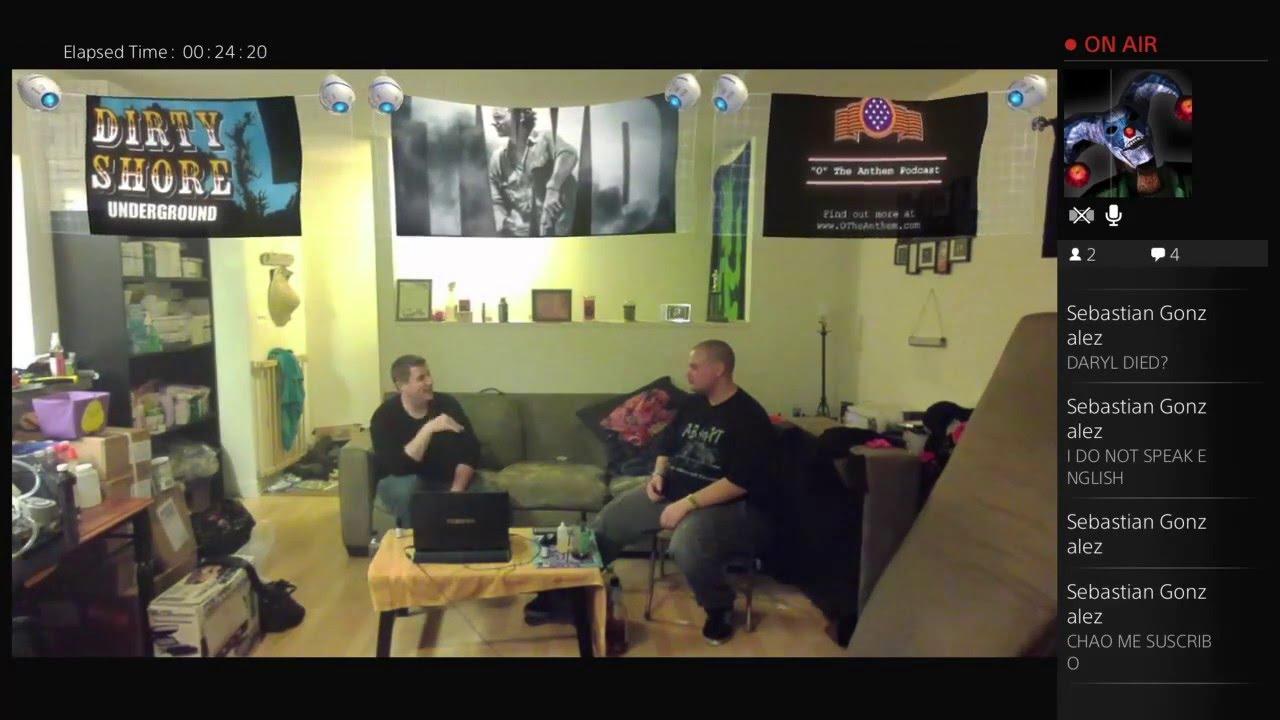 Download Dirtyshore UG talk the walking dead s6 ep15