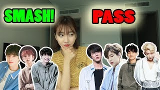 IDOL K-POP TIPE IDEAL SUNNYDAHYE (SMASH OR PASS K-POP VERSION)