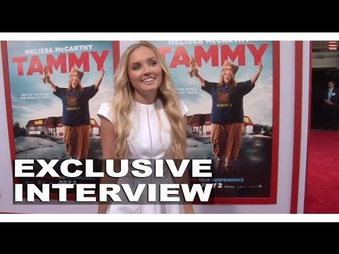 Tammy: Mia Rose Frampton Premiere Exclusive Interview