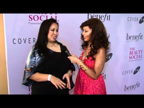 Reese Alexander Chats with Maxine Tatlonghari of Vanity Girl Hollywood