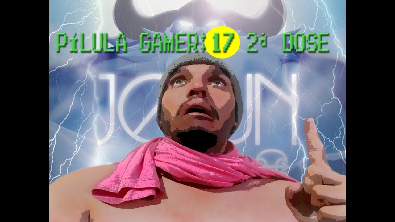 JOTUN- Pílula Gamer- 2ª dose