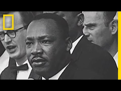 MLK, Jr. Remembered | National Geographic