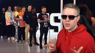 Goldbridge Reacts TO SIDEMEN TINDER