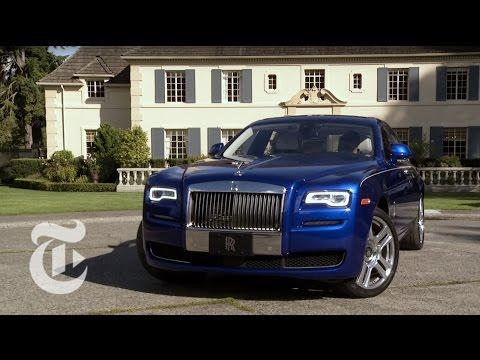 Rolls-Royce Ghost Series II   Driven: Car Review   The New York Times
