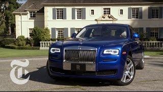 Rolls Royce Ghost video Videos