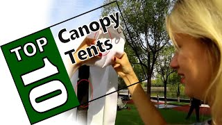 ⛺Best Canopy Tents - 2020 Buỳing Guide