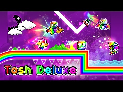 GEOMETRY DASH LEVEL REQUESTS, YATAGARASU, SONIC WAVE AND MOR