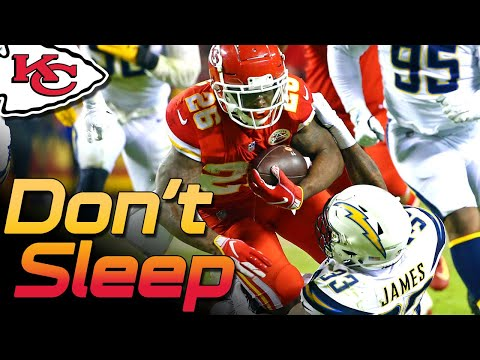 NFL Can't Sleep on Chiefs Damien Williams   |   Kansas City Chiefs 2019