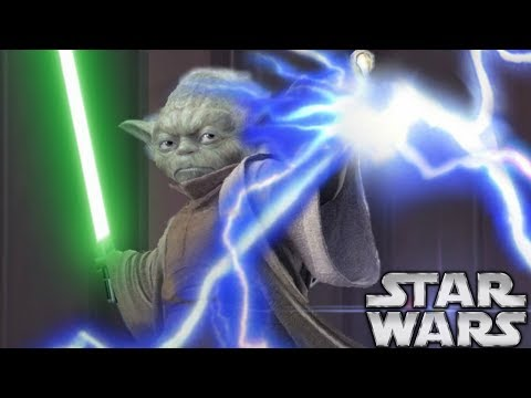 Can Yoda Use Force Lightning – Star Wars Explained