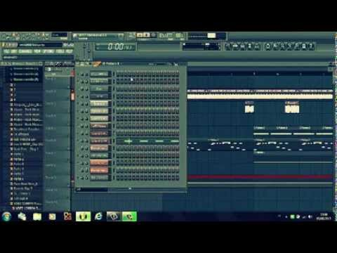Showtek feat We Are Loud-Booyah(Fl studio Remake)