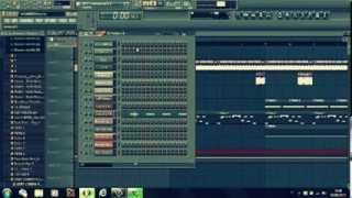 Showtek feat We Are Loud-Booyah(Fl studio Remake)
