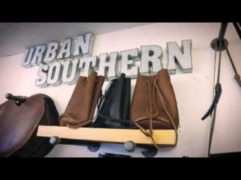 Women's leather bag company Urban Southern draws inspiration from Amish roots